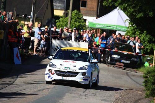 Rallye Vogelsborg