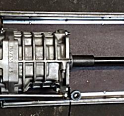 9092669 - Genuine MOTORSPORT GETRAG RS500 WTCC Gearbox