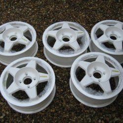 Rally wheels As