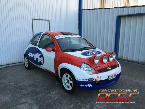 Description This Is One Of The  Ford Ka Kit