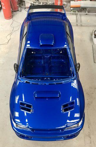 1998 Subaru Impreza 2 Door Wide Body Shell – S5 Tribute.