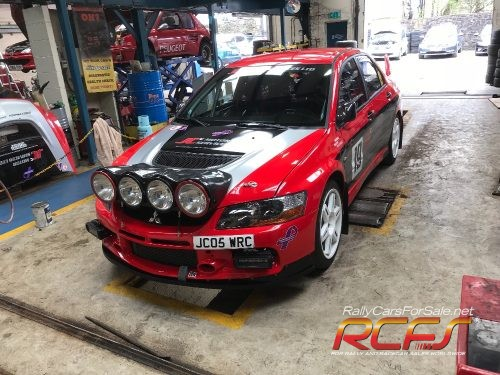 LHD Group A Mitsubishi Evo 9 may break if enough interest - RCFS