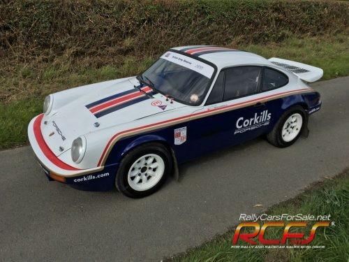 Rothmans Porsche 911 Sc Rcfs