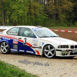 BMW Rallye