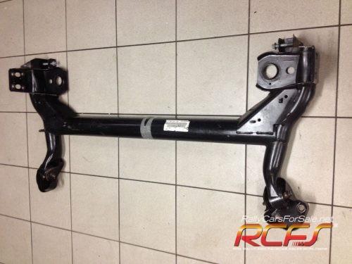 rear axle with unibal 600 euro