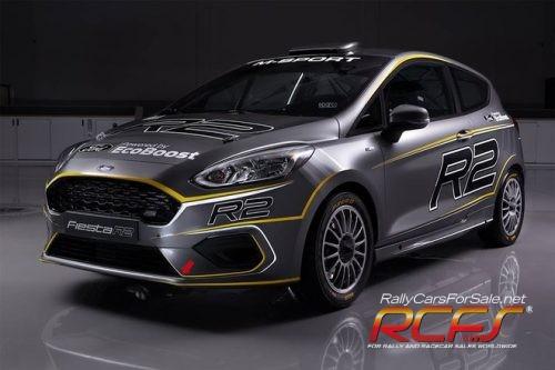 Ford Fiesta r2t news 2019