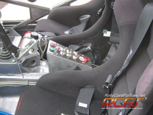 BMW E36 Compact Rallycar - RCFS