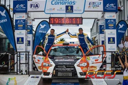 ERC Canarias 2019
