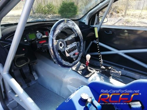 FORD FOCUS RS RX MK1 - RCFS