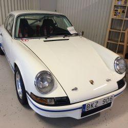 Porsche 911 RS 1973 BKZ906