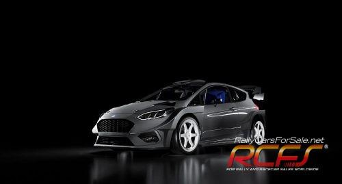 Ford Fiesta NRC EVO2