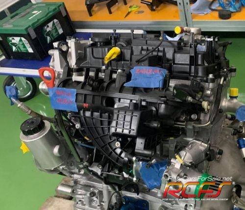 hyundai i20 R5 engine