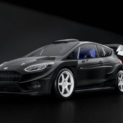 Ford Fiesta NRC EVO2 concept 2020