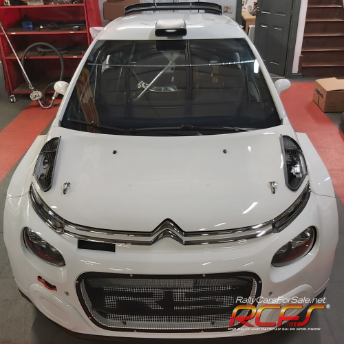 Race and Rally Citroen C3 R5 For Sale - Available