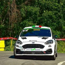 Ford Fiesta Rally 4 Asfalto