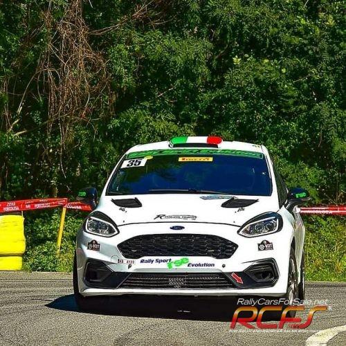 Ford Fiesta Rally 4 Asfalto