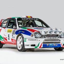 Toyota COROLLA WRC - 3